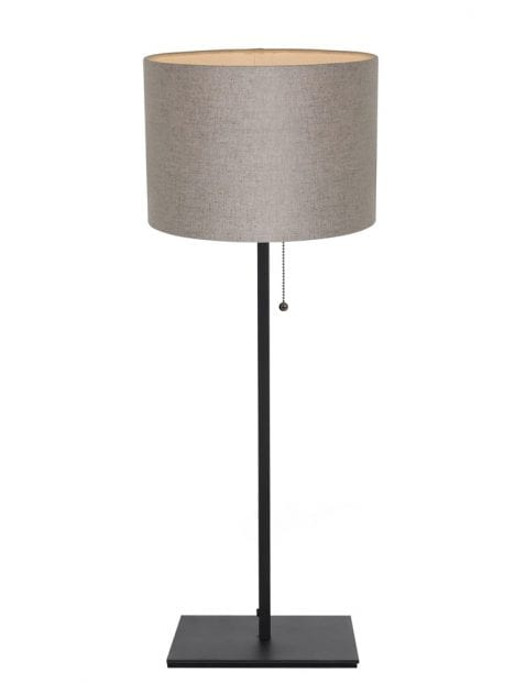 Strakke tafellamp-9166ZW
