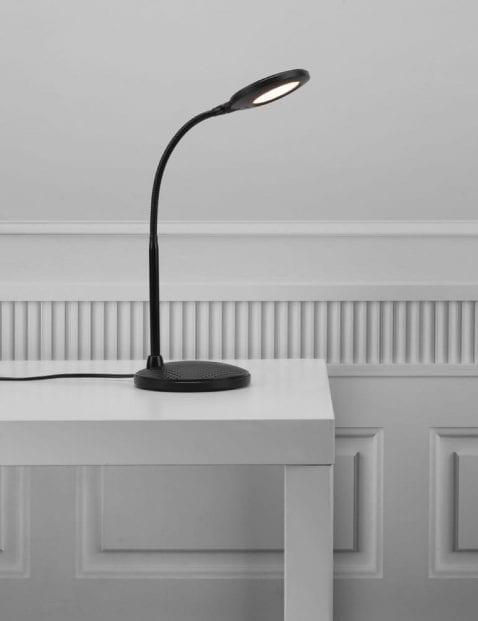 Strakke-verstelbare-tafellamp-2181ZW-1