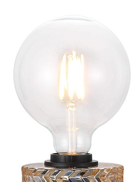 Tafellamp-met-donker-glas-2309B-2