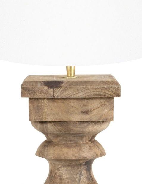 Tafellamp-met-houten-voet-9181BE-1