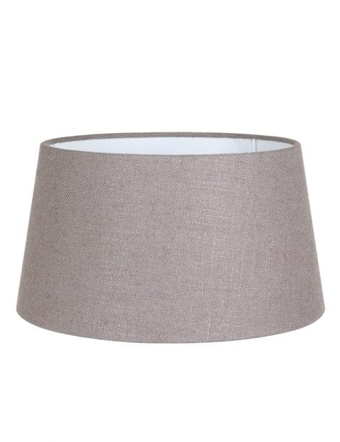 Taupe lampenkap-K1118LS