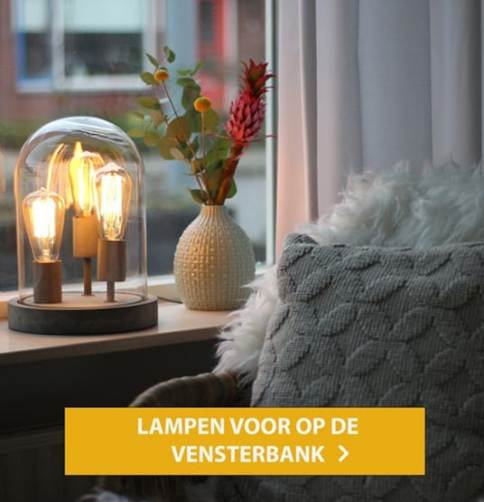VENSTERBANKLAMPEN