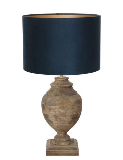 Vaaslamp hout-9992B