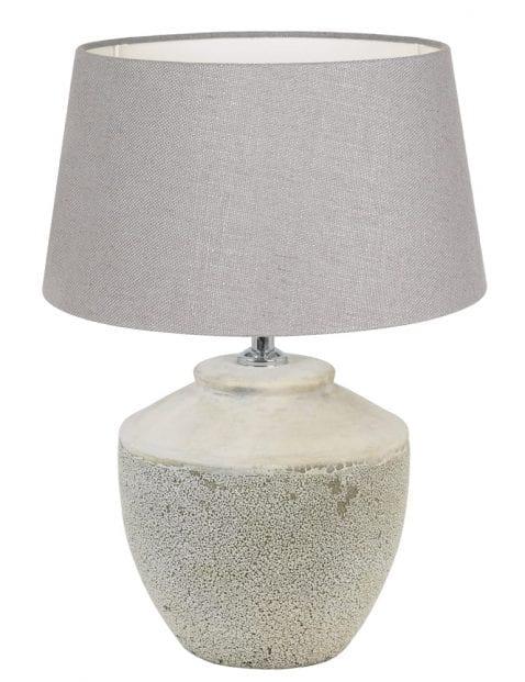 Vaaslamp keramiek-9186W