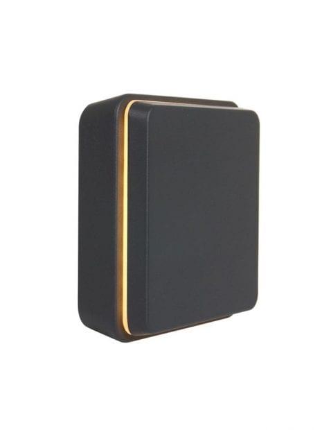 Vierkante-buitenlamp-1697ZW-1