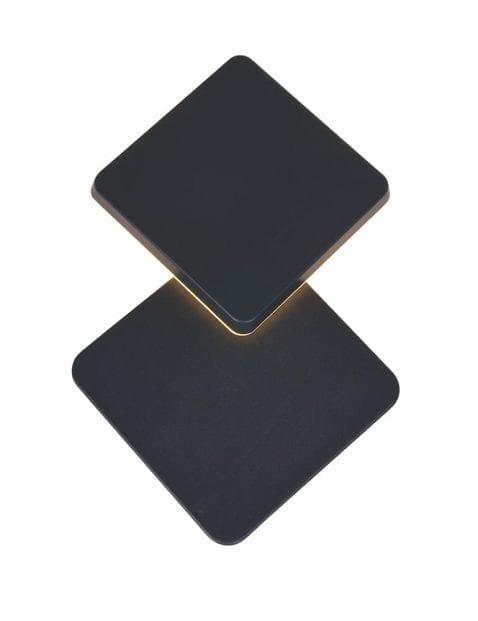 Vierkante buitenlamp-1697ZW