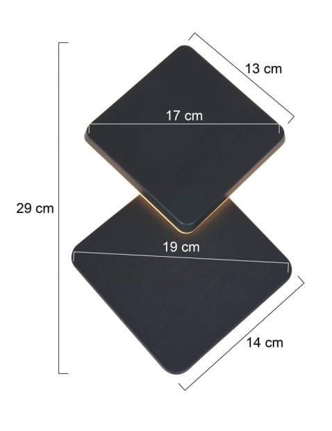 Vierkante-buitenlamp-1697ZW-5