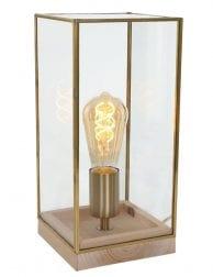 Vierkante stolplamp-1684ME
