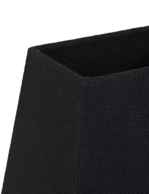 Vierkante-zwarte-lampenkap-24cm-K6017SS-2