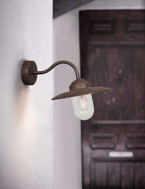 Vintage-lamp-bruin-2319B-1