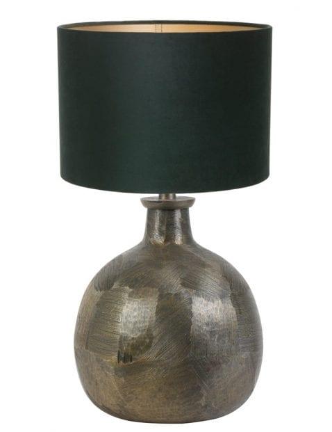 Vintage lampenvoet-9257BR