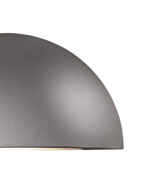 Wandlamp-buiten-halve-bol-grijs-2338GR-2