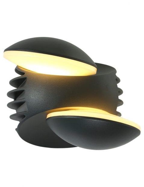 Wandlamp buiten up down-1698ZW