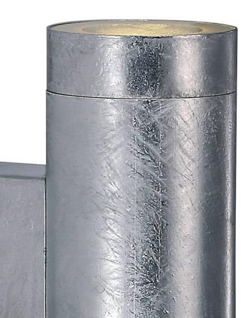 Wandlamp-staal-2155ST-2