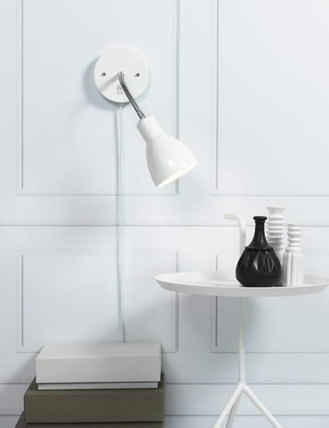 Wandlamp-verstelbare-arm-wit-2165W-1