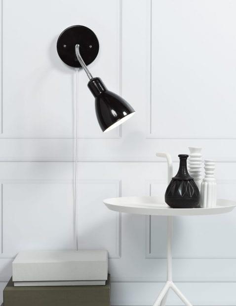 Wandlamp-verstelbare-arm-zwart-2166ZW-1
