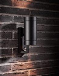 Wandlamp-zwart-cilinder-2384ZW-1