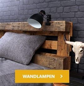 Wandlampen bestellen