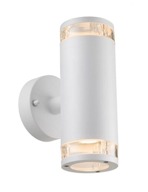 Witte buitenlamp-2148W