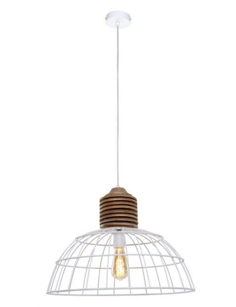 Witte-draadlamp-met-hout-1686W-5