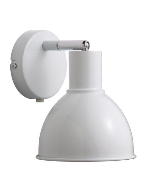 Witte industriele wandlamp-2344W