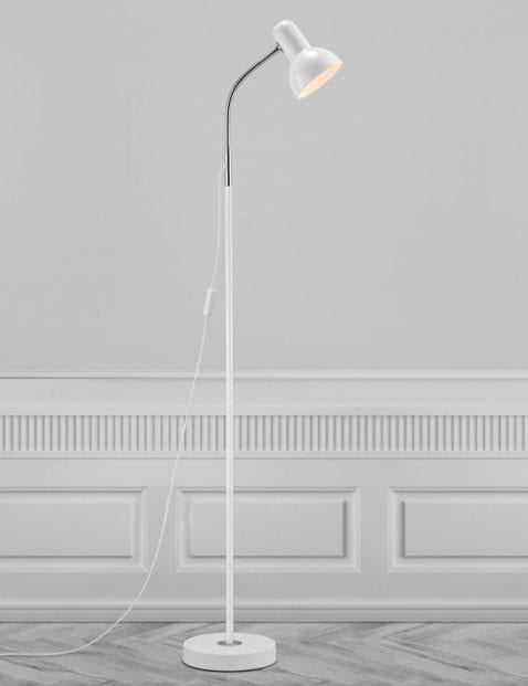 Witte-vloerlamp-met-kapje-2382W-5