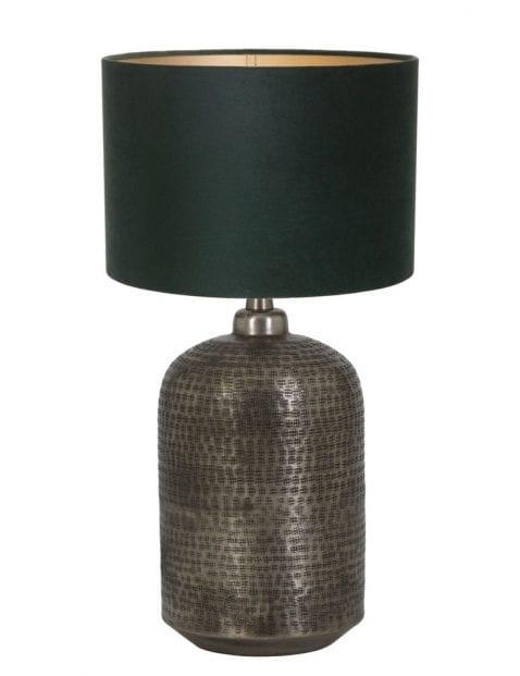 Zilveren lampenvoet-9973ZI