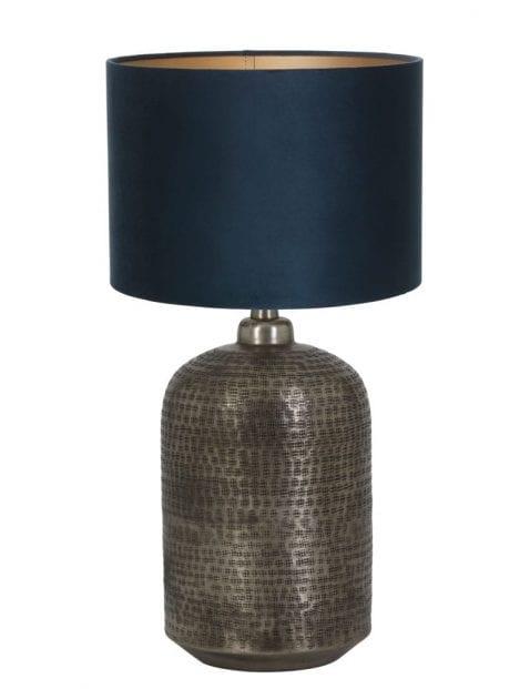 Zilveren lampenvoet-9974ZI