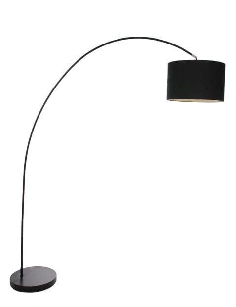 Zwarte booglamp-7976ZW