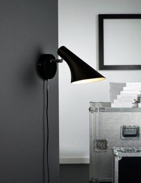 Zwarte-design-wandlamp-2393ZW-4