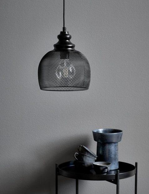 Zwarte-gaaslamp-2414ZW-2
