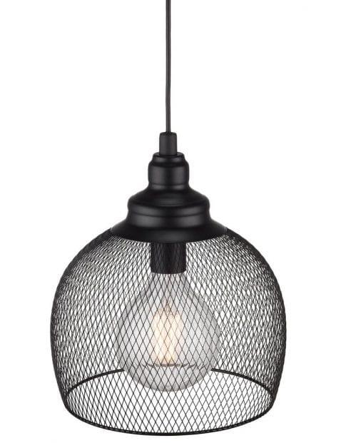 Zwarte gaaslamp-2414ZW