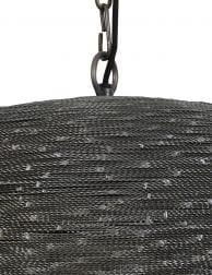 Zwarte-gaaslamp-ovaal-45cm-2029ZW-1