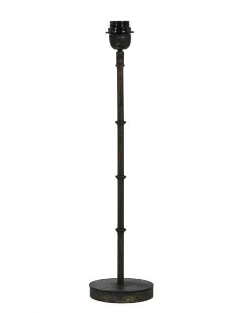 Zwarte lampenvoet-1672ZW