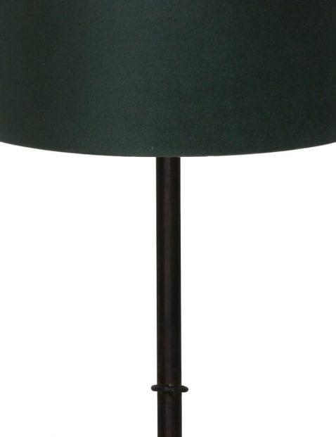 Zwarte-landelijke-lampenvoet-9988ZW-1