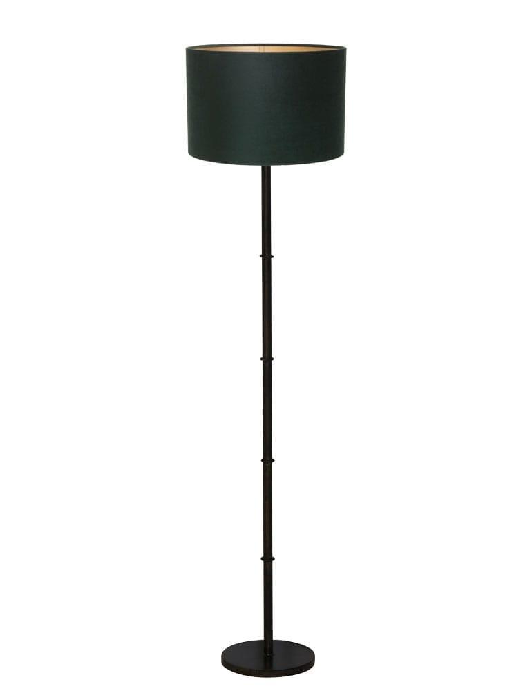 Hedendaags Zwarte landelijke lampenvoet Light & Living Phuket - Directlampen.nl ML-19