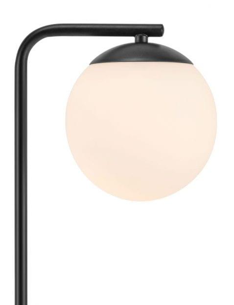 Zwarte-tafellamp-bol-2406ZW-2