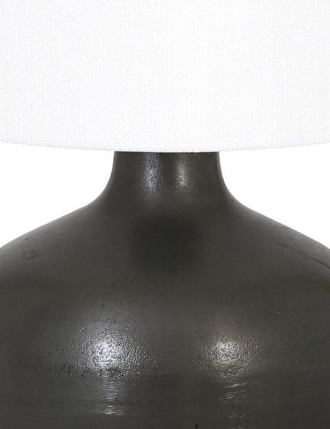 Zwarte-vaaslamp-landelijk-9276ZW-1