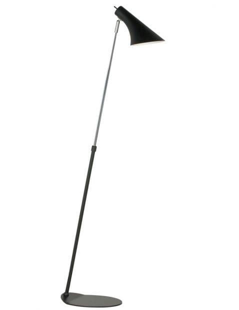 Zwarte vloerlamp design-2391ZW