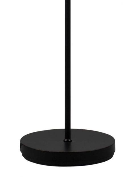 Zwarte-vloerlamp-met-goud-2353ZW-3