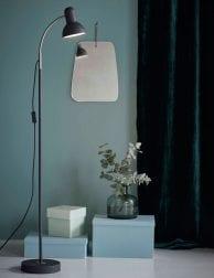 Zwarte-vloerlamp-met-kapje-2383ZW-1
