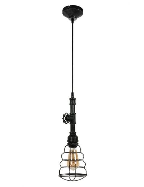 Zwarte-wandlamp-draad-1607ST-5