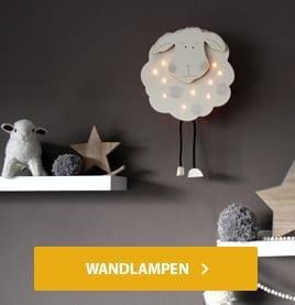 kinder wandlampen