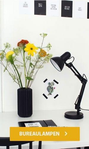 zwart-bureaulampje
