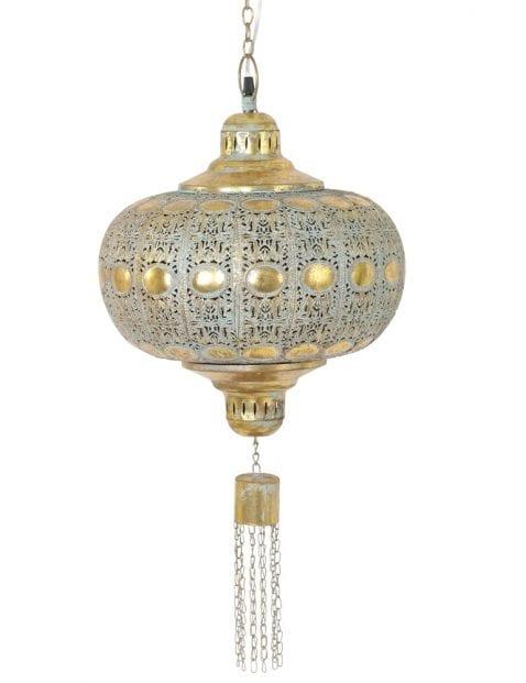 kleine oosterse hanglamp-7919GO