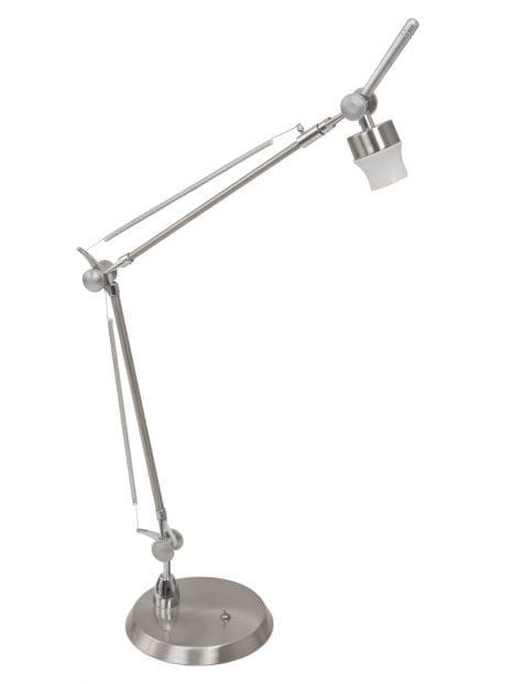 strakke verstelbare tafellamp-7441ST