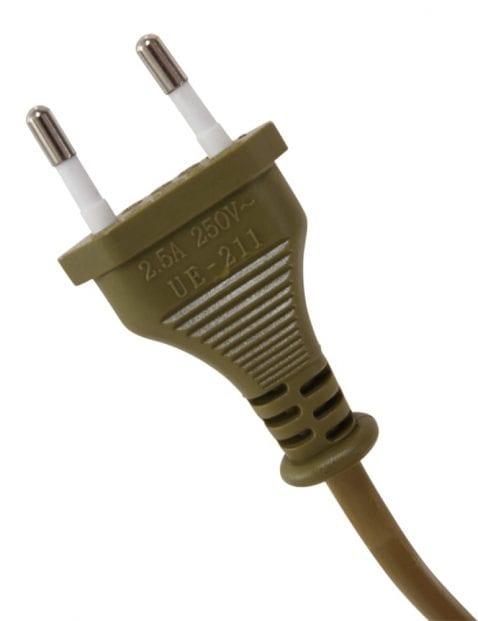 wandlamp-brons-led-2928BR-3