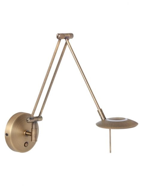 bronzen-klassieke-wandlamp-met-knikarm-2110BR-16