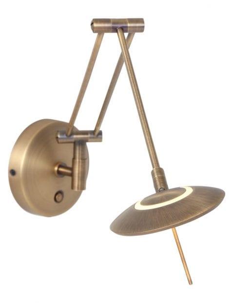 bronzen-klassieke-wandlamp-met-knikarm-2110BR-18