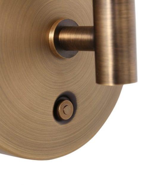 bronzen-klassieke-wandlamp-met-knikarm-2110BR-5